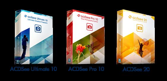 Oferta oprogramowania ACDSee